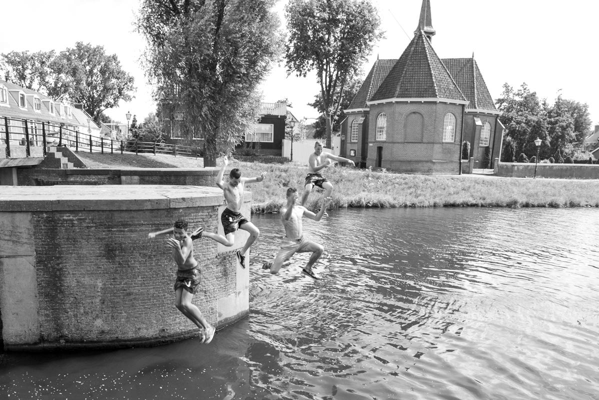 water springen reportage vrienden bosma fotografie
