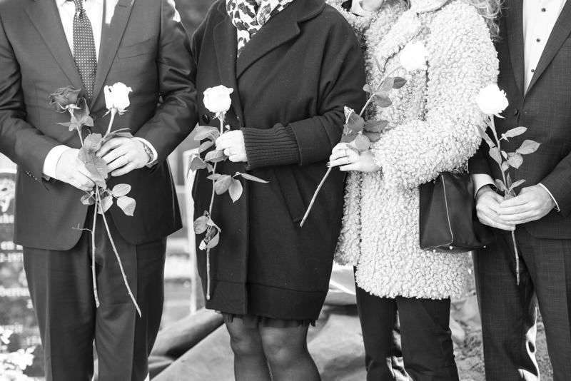 afscheid roos afscheidfotografie begrafenis crematie dierbaren